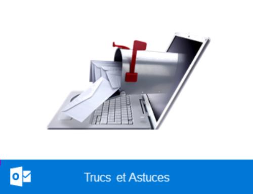 10 astuces indispensables pour mieux gérer la boite mail Outlook (Partie 1)
