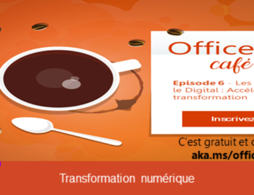 Office Café : les Assistant(e)s et le Digital : accélérateurs de transformation