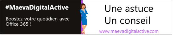 #MaevaDigitalActive Logo