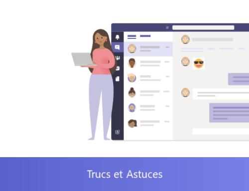 Microsoft Teams – Démarrer et découvrir l'interface