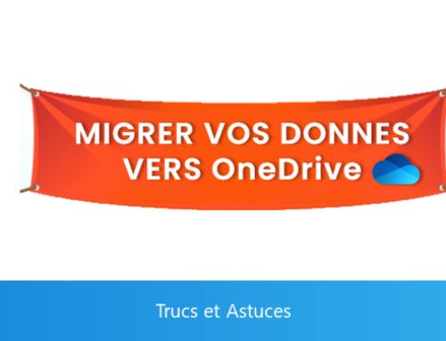 OneDrive – Découvrir l'interface et installez-la