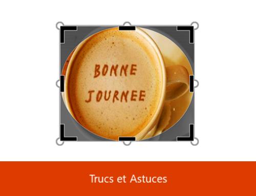 Astuces Microsoft – Insérer une image dans une forme automatique